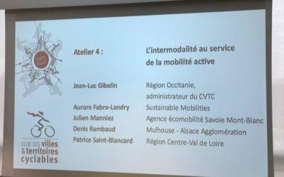 Congrès de Villes et territoires cyclables