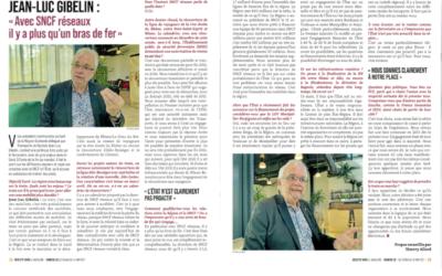 Interview pour Objectif Gard: tour d'horizon politique