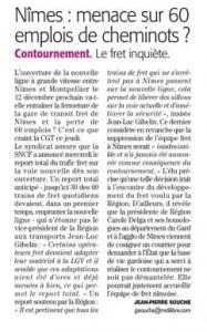 article Midi Libre  22 septembre