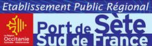Sète, le principal port de la Région Occitanie