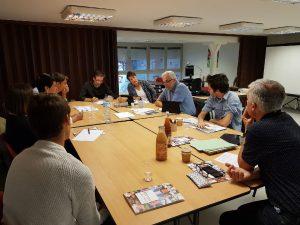 Rencontre avec les gardois-e-s du Conseil régional des jeunes